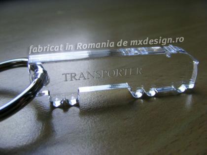 Plexi Glass Breloc
